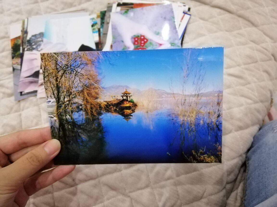 柯达(Kodak)洗照片照片冲印洗相片6英寸20张光面冲印相片手机照片