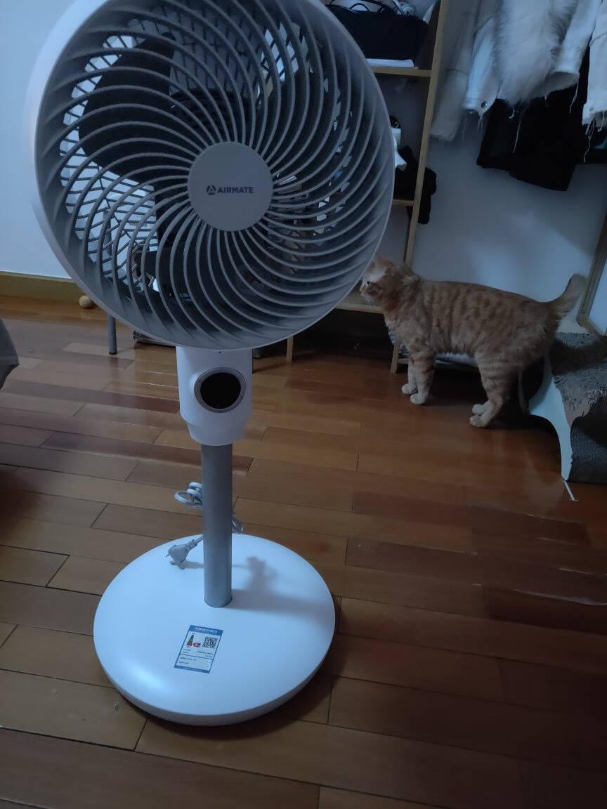 艾美特AIRMATE电风扇/空气循环扇/遥控落地扇/家用四季扇CA23-R24