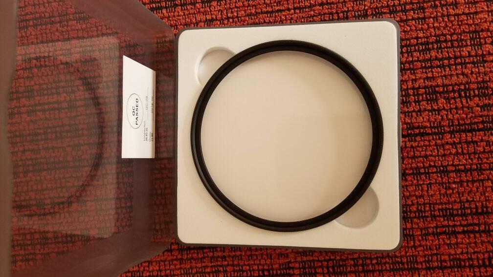 JJCS+MCUV镜镜头保护滤镜3740.549525867727782mm38层数码镀膜(黑框)58mm