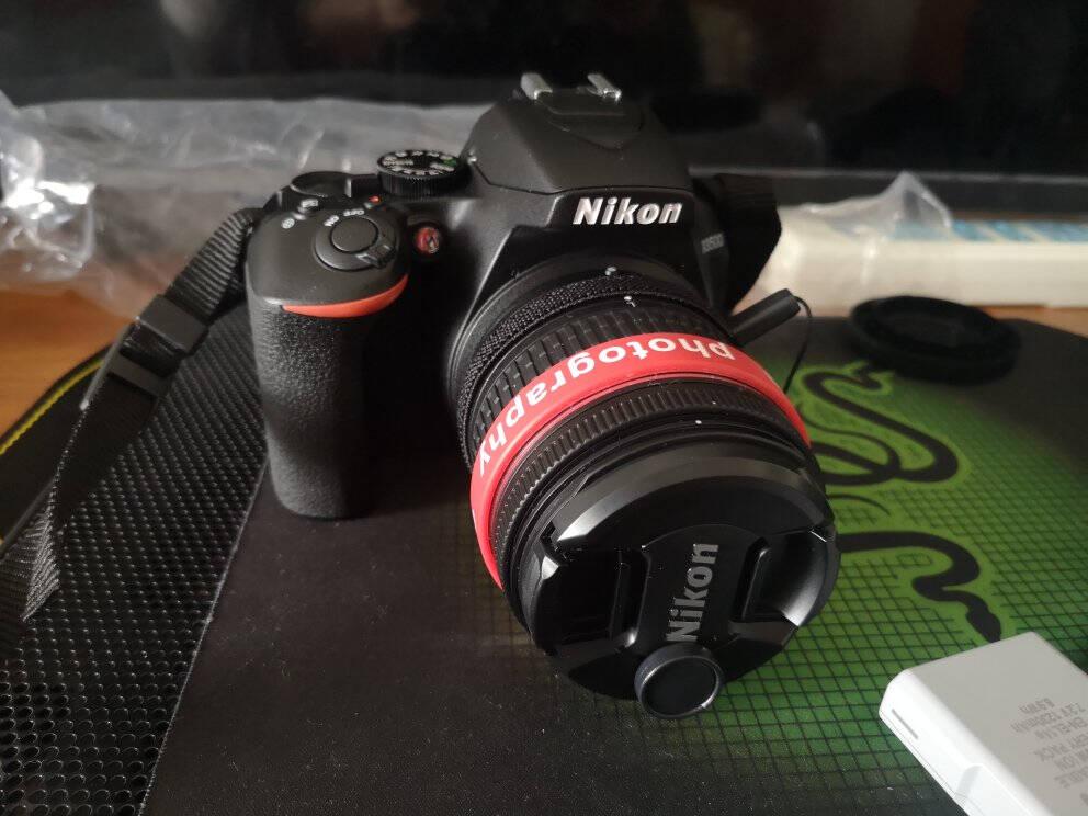尼康(Nikon)D3500数码单反相机入门级高清数码家用旅游照相机D3400升级版尼康18-105VR防抖套装(中长焦旅游镜头)标配买就送实用大礼包