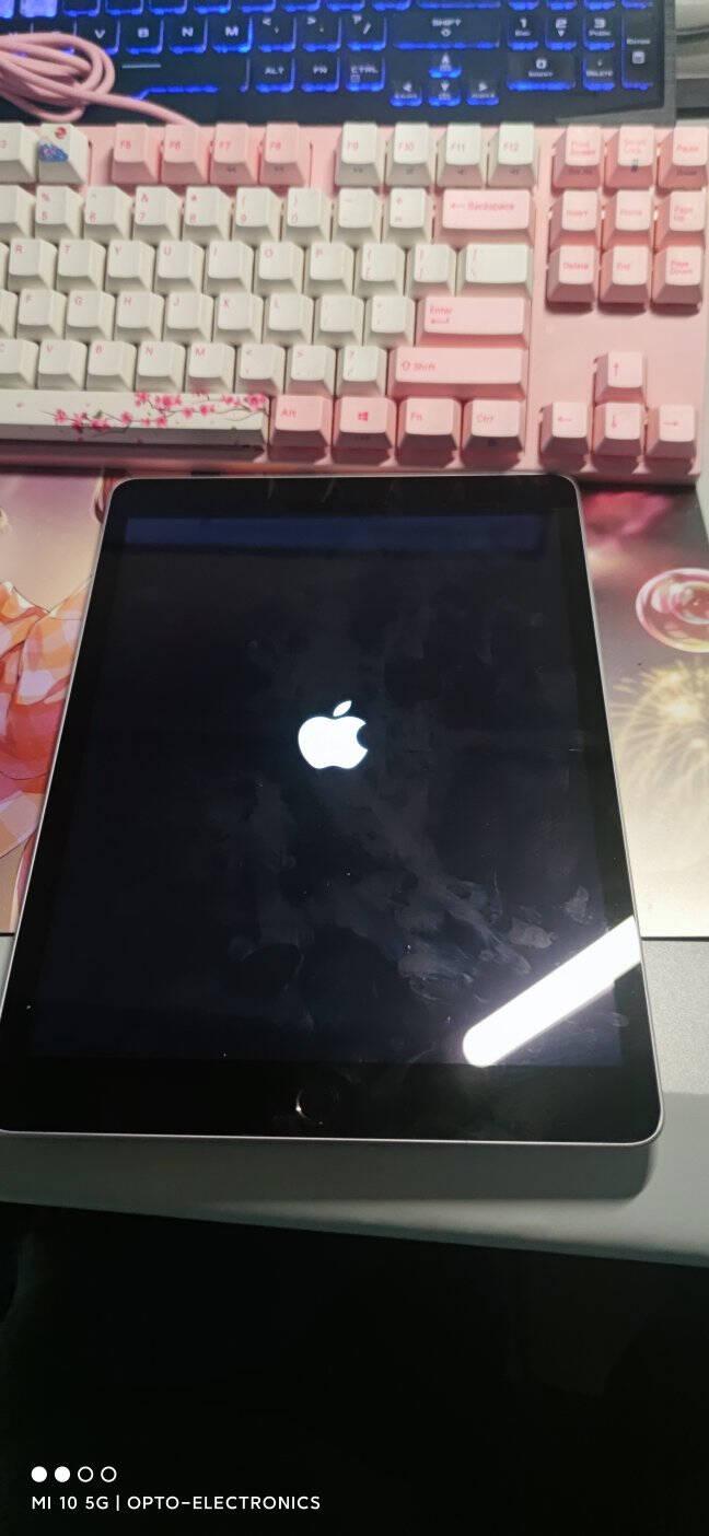 AppleiPad10.2英寸平板电脑2021年新款(64GBWLAN版/A13芯片/1200万像素/iPadOSMK2L3CH/A)银色