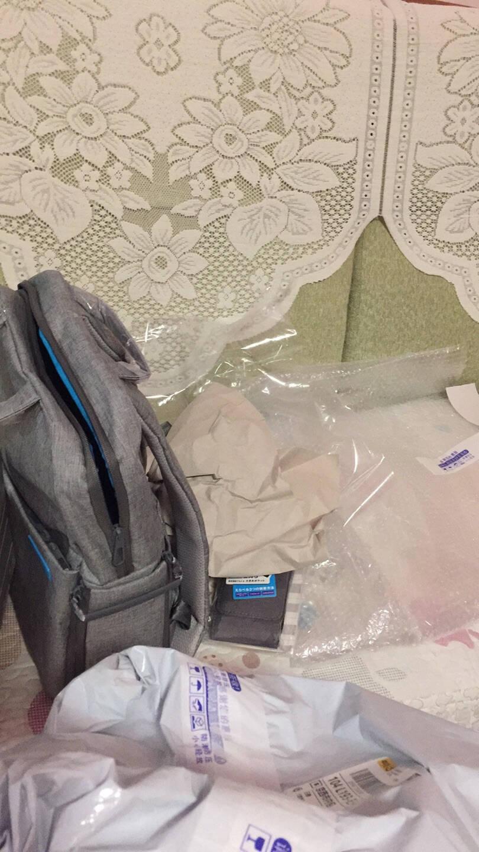日本宜丽客(ELECOM)单反相机包双肩时尚旅行数码摄影摄像微单背包奔跑吧同款baby2021新款蓝色L码