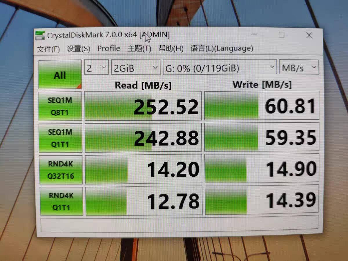 雷克沙(Lexar)256GBUSB3.1迷你车载U盘S47读速250MB/s