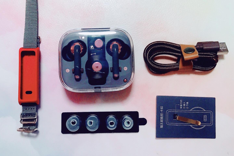 猫王潮款真无线蓝牙耳机,送女朋友可爱生日礼物