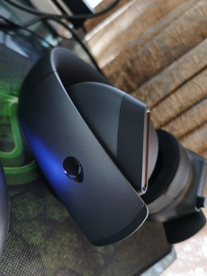 外星人AW510H专业电竞游戏耳机,1000元左右时尚数码礼物