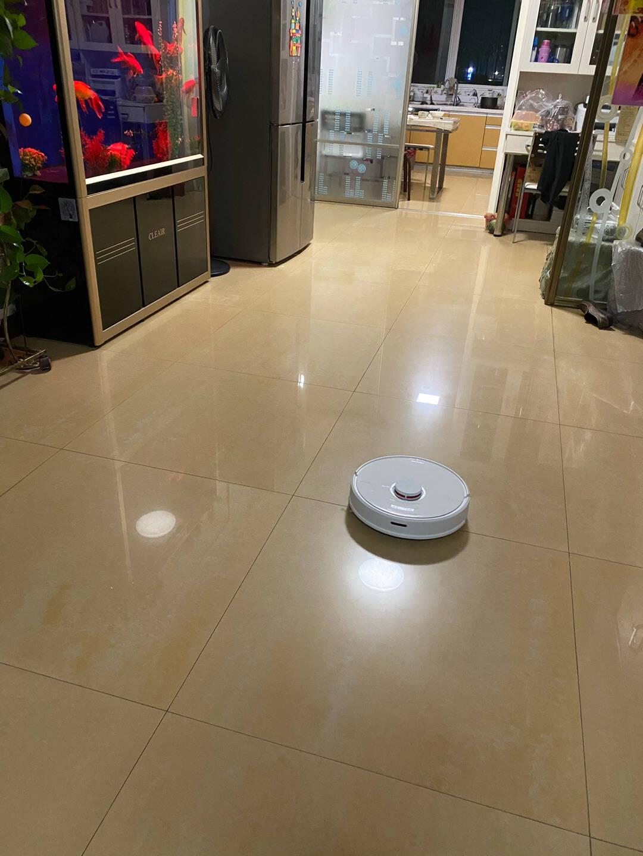 石头(roborock)扫地机器人扫拖一体机智能吸尘器家用激光导航规划全自动拖地机T7Pro
