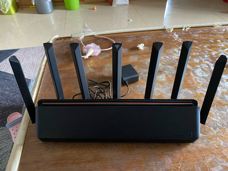 小米路由器AX60005G双频WIFI66000M速率无线穿墙千兆家用智能电竞路由