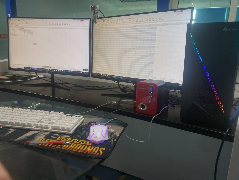 宏硕酷睿i59400F六核/台式机电脑主机家用游戏办公组装电脑整机全套套餐一【i5级/8G/240G/独立显卡】