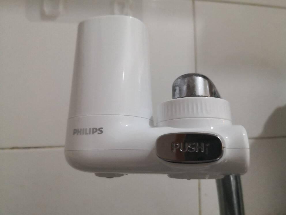 飞利浦(PHILIPS)水龙头净水器家用水龙头过滤器厨房自来水过滤器净水机超滤直饮滤水器WP3826/00