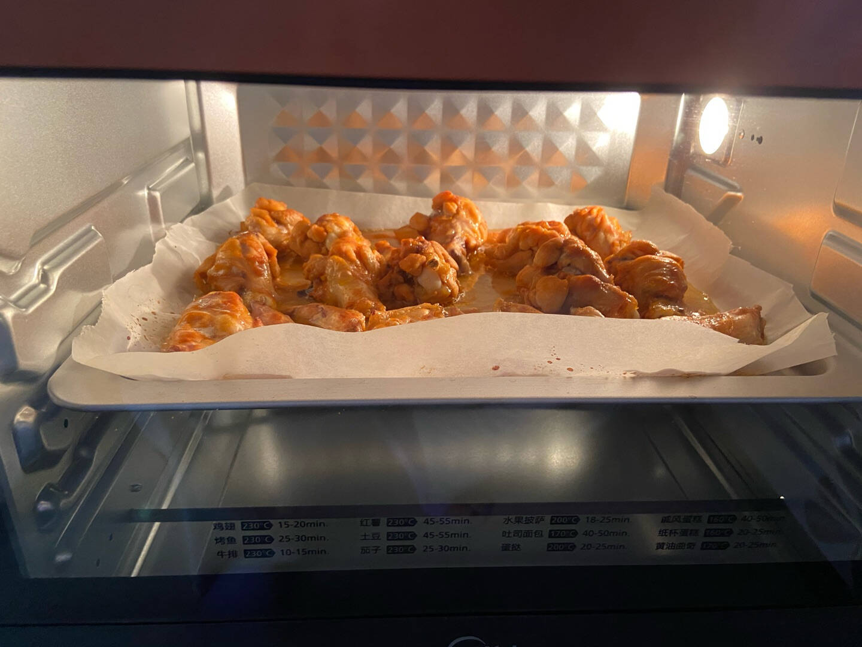 美的YU见烤箱家用多功能电烤箱35升大容量搪瓷内胆智能家电PT3530W