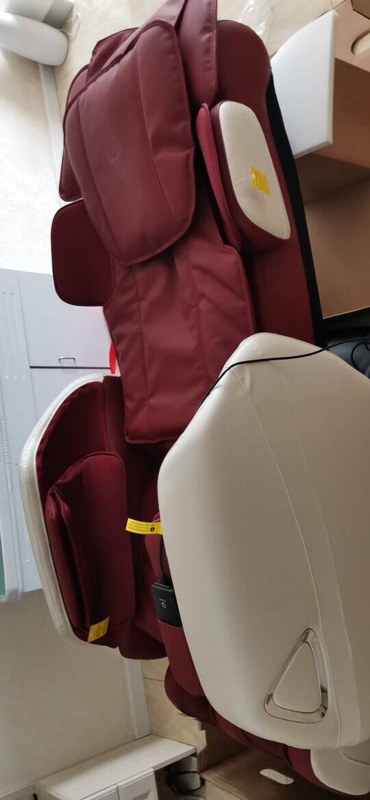 奥佳华OGAWA按摩椅家用全自动按摩沙发椅子机械手全身按摩精选推荐OG-7508元气能量椅米白棕