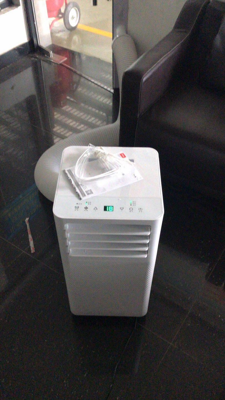 TCL移动空调1匹单冷可移动家用厨房空调免安装一体机KY-20/RWY(厂商直送)