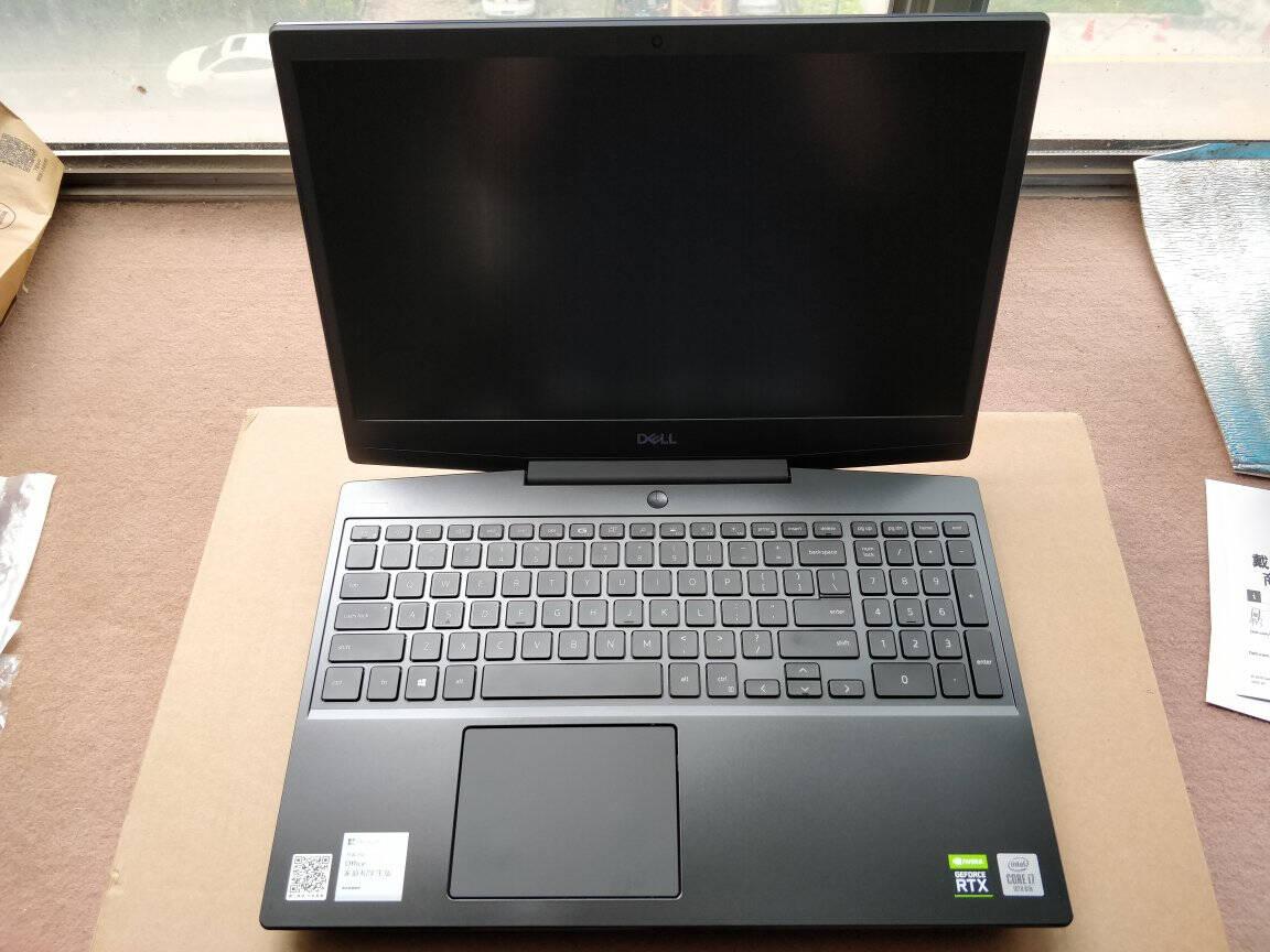 戴尔(DELL)游匣G1515.6英寸窄边框游戏笔记本电脑(8核i7-10870H16G512GRTX3060165Hz100%sRGB)耀夜黑