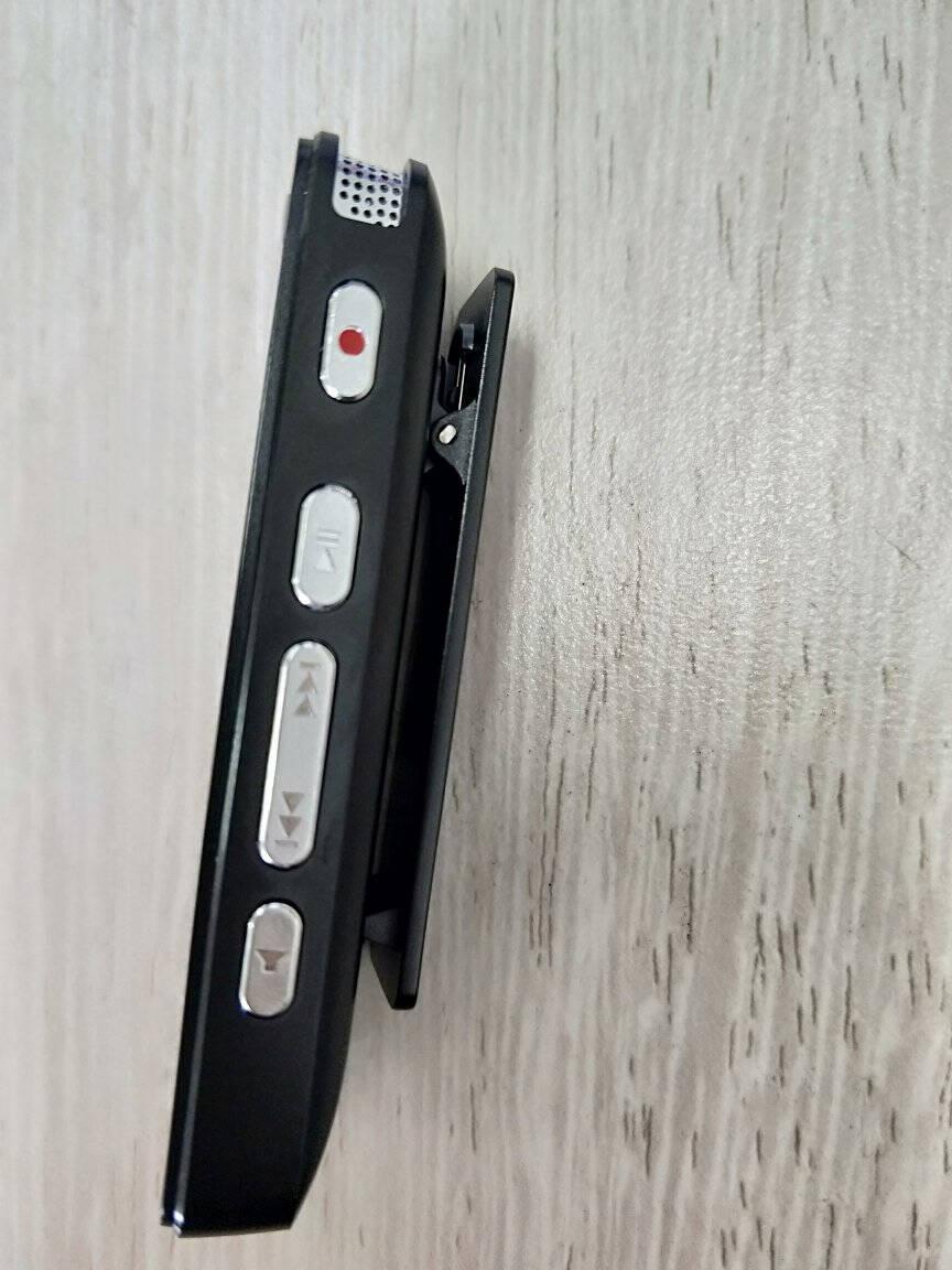 飞利浦(PHILIPS)VTR510232G会议录音笔终身免费语音转文本智能APP声纹感应录写同步