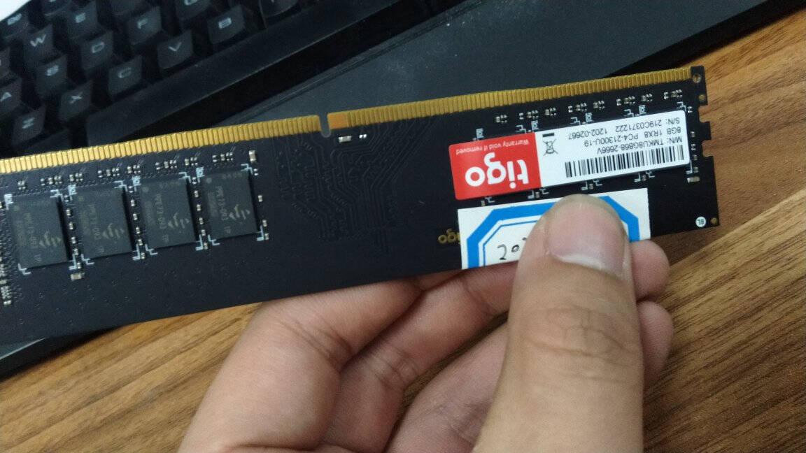 金泰克(Tigo)DDR426668GB台式机内存条磐虎系列严选颗粒/升级之选