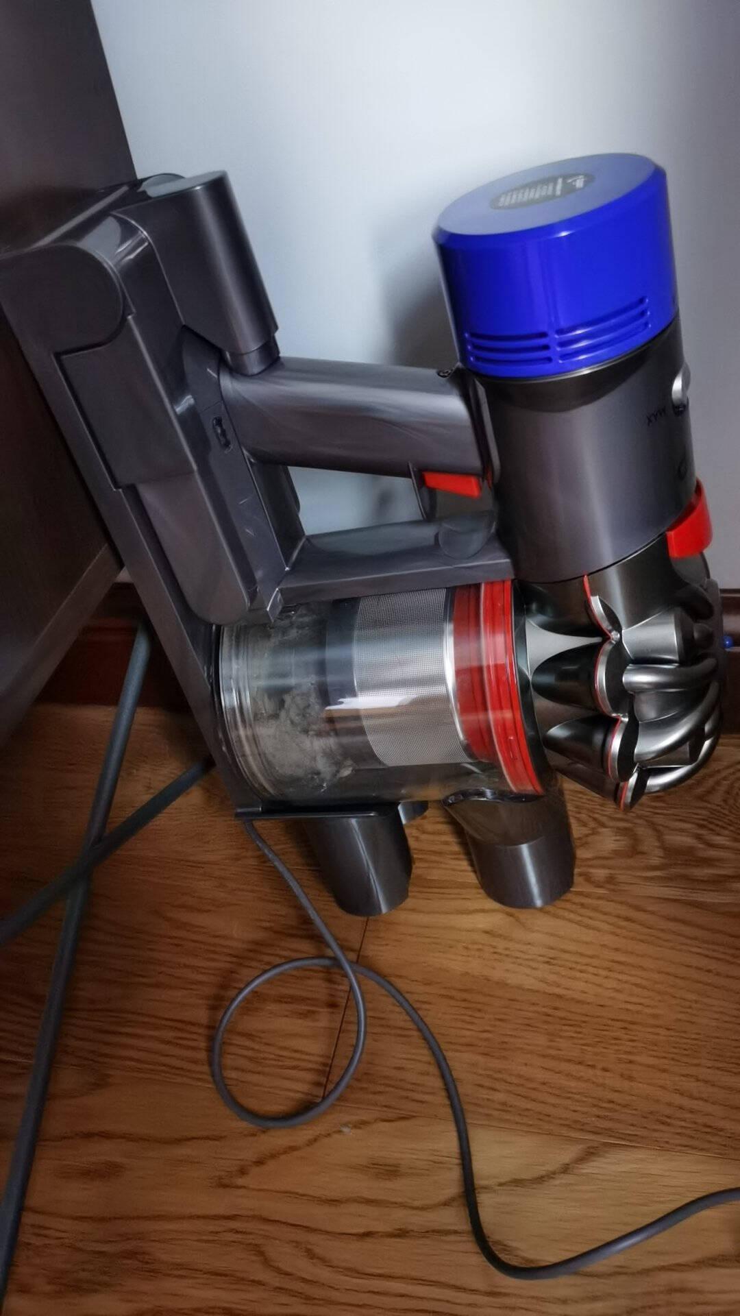 戴森(Dyson)吸尘器V8FluffyOrigin手持吸尘器家用除螨无线宠物家庭适用