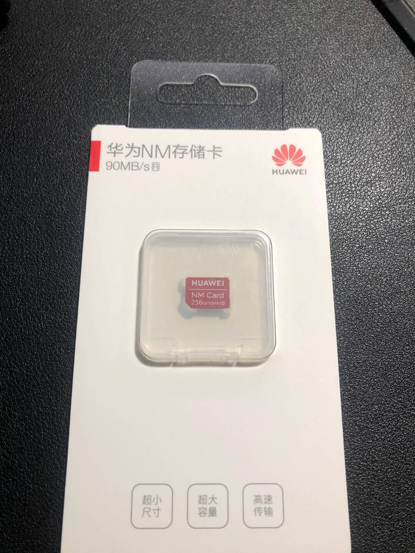 华为NM存储卡高速内存卡原装手机Nova5P30/40mate20/30/40pro荣耀X10存储卡【256G】