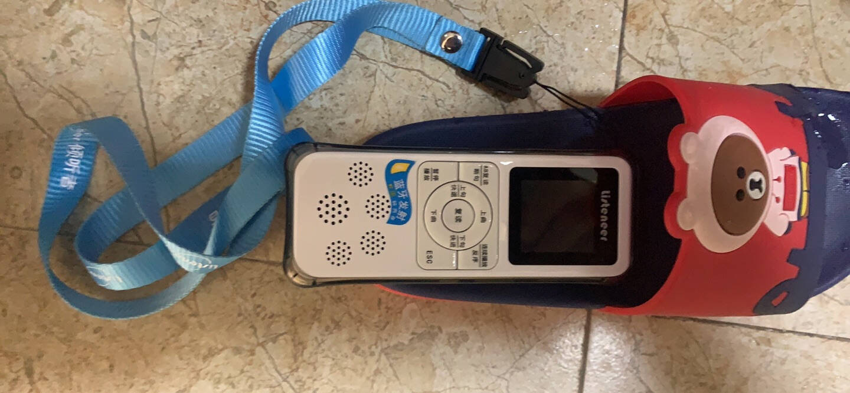 倾听者(Listeneer)mp3智能复读机可断句录音免磁带MR02-8GB标配