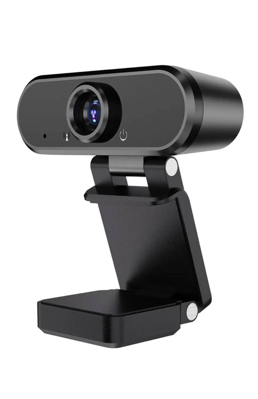 雷登1080P高清美颜直播摄像头网络远程教育USB电脑摄像头带麦克风台式笔记本上课学习会议聊天真1080P高清摄像头