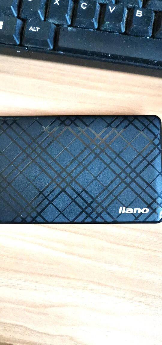 绿巨能(llano)硬盘盒底座2.5/3.5英寸SATA串口台式笔记本固态机械硬盘外置读取盒USB3.0双盘带拷贝