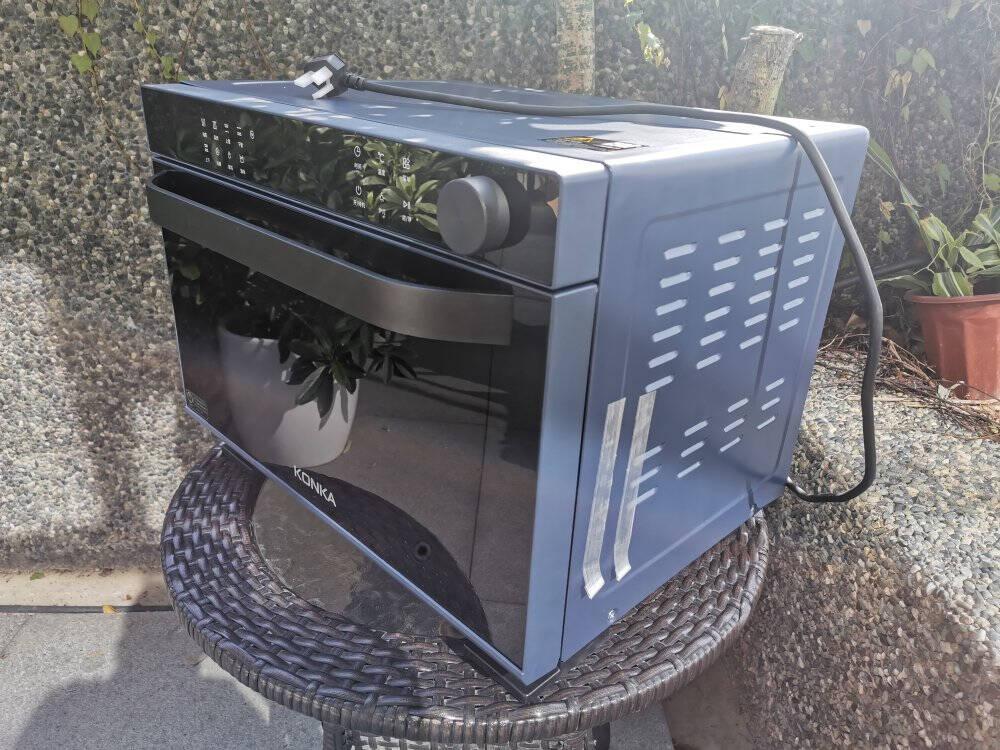 康佳(KONKA)电烤箱家用一机多能迷你小烤箱12L容量小巧不占地KAO-1208