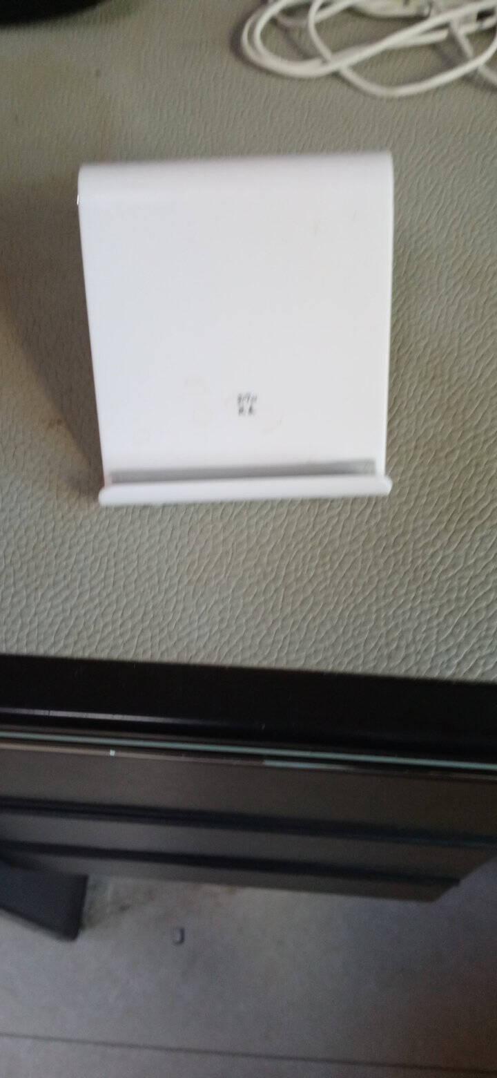 孜泰桌面手机支架懒人平板ipad支架折叠便携网红直播调节手机座苹果华为小米努比亚通用白色