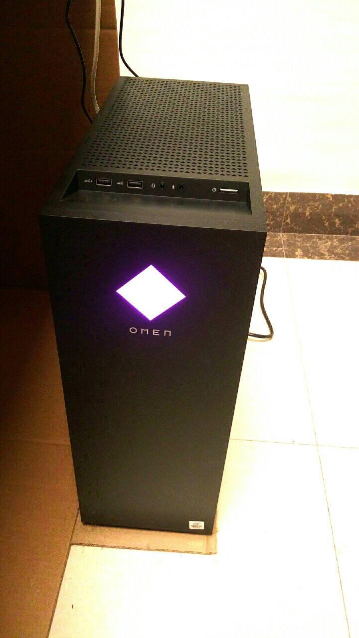 惠普(HP)暗影精灵6Pro十一代i7游戏台式机电脑主机(11代i7-11700F16GGTX1660Ti256GBSSD+1TB6G独显)
