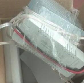 赛瑞特led漫反射天花软膜光源灯箱灯条区块链模组1平方只要1个单元220v供电高显指无频闪8模组+1驱动冷白光