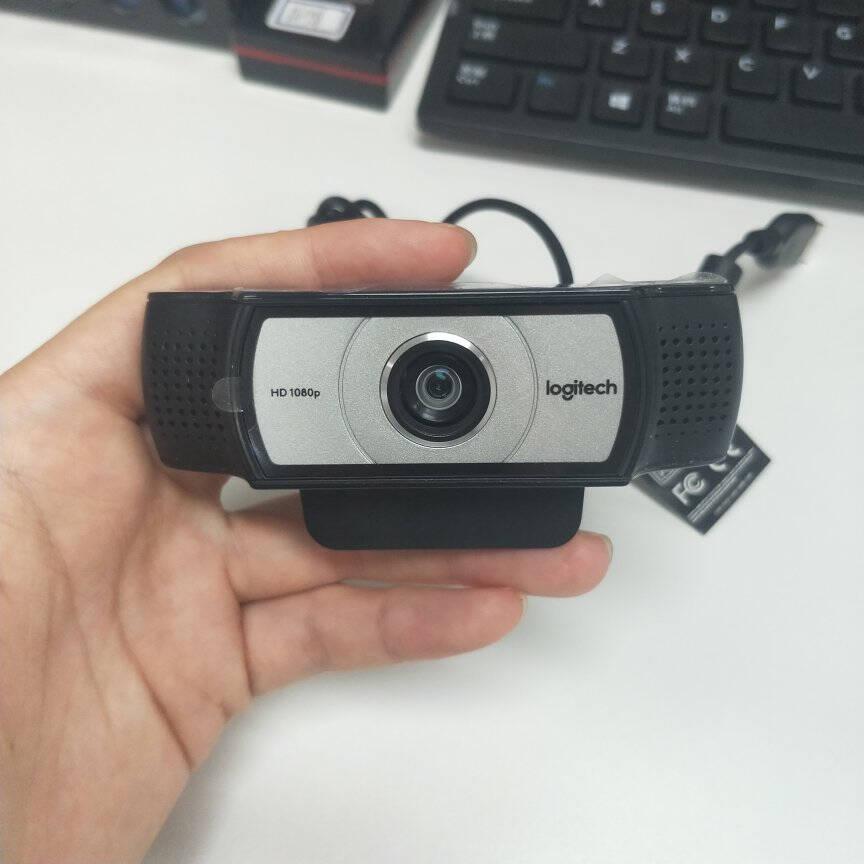 罗技(Logitech)C930e/C930c高清网络摄像头1080P视频90度广角直播摄像头C930c