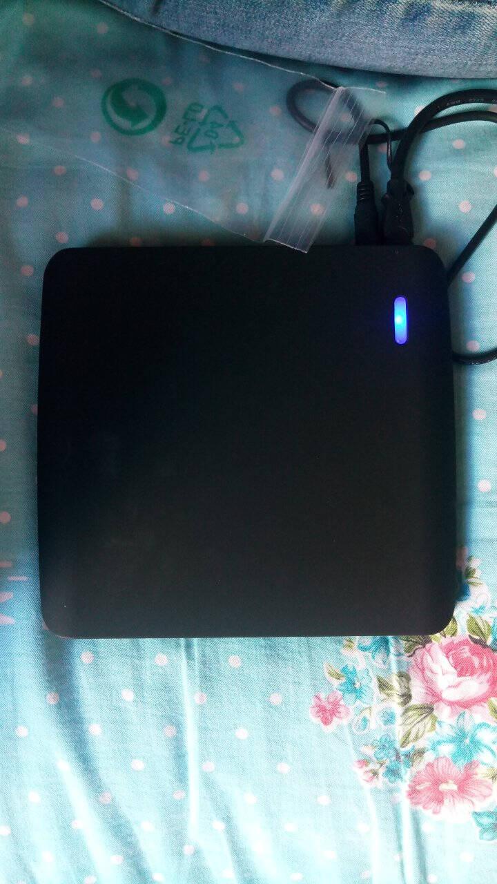 深狐(Deepfox)USB/Type-C外置光驱笔记本台式电脑通用外接光驱移动外置播放器办公学习好帮手-经典款