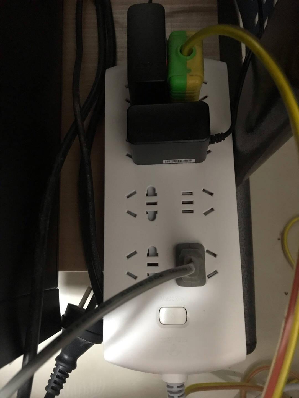 公牛(BULL)新国标插座插线板/插排/排插/接线板/拖线板超功率保护GN-B20808位总控全长3米
