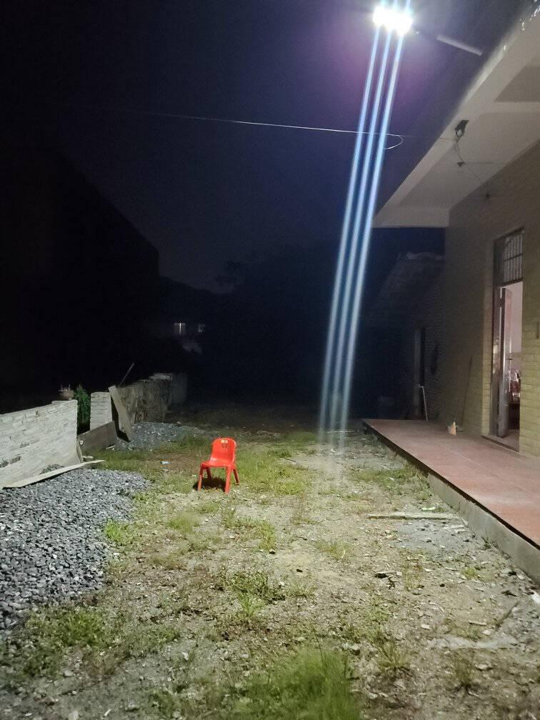致点太阳能室内灯户外庭院灯超亮防水家用新农村照明LED路灯人体感应灯升级款-50W-多晶硅-人体感应(不带遥控))