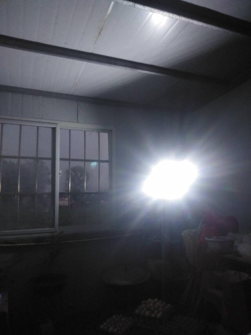 舒福佳(shufujia)太阳能灯庭院灯路灯家用户外LED高亮防水投光灯新农村照明大功率壁灯花园灯