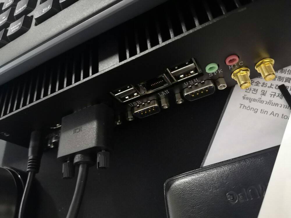 海洛云(HYL)X26G工业工控防尘全封闭迷你主机办公电脑嵌入式微型主机酷睿i5-3317U2G内存/32G固态硬盘