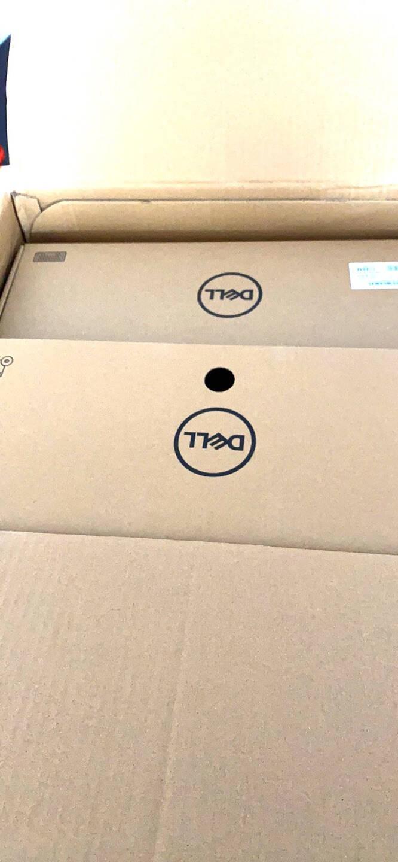 戴尔dell灵越3880英特尔酷睿i5办公台式机电脑主机(i5-104008G256G1T三年上门)+23.8英寸电脑显示器