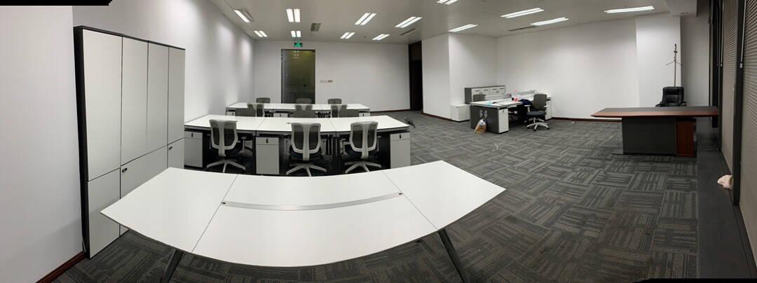 ework会议桌长桌椅简约现代洽谈桌子组合长形会议桌阳光白色卡(定制颜色)