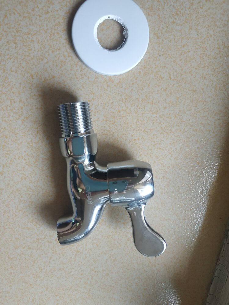 橱卫帮(CVBAB)全铜龙头单冷水龙头拖布池快开自来水嘴卫浴通用快开CV3201