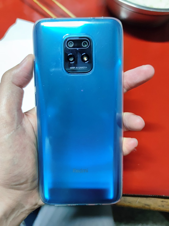 Redmi 10X双5G待机手机,时尚好配置送长辈礼物