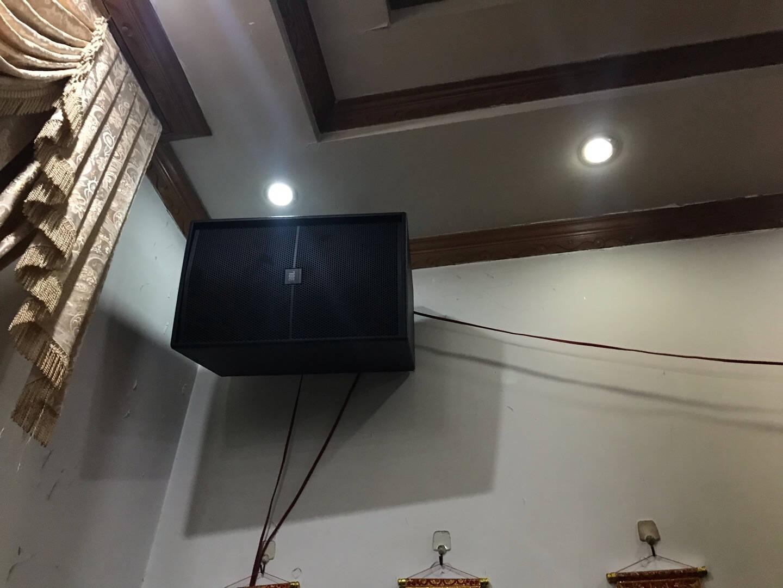 JBLKP2012专业室内外舞台演出音箱旗舰私人会所量贩KTV酒吧音响组合家庭KVT专业音响套装设计费/货到付款定金非商品金额加强版两对音箱配置适合专业舞台演出KTV大包房