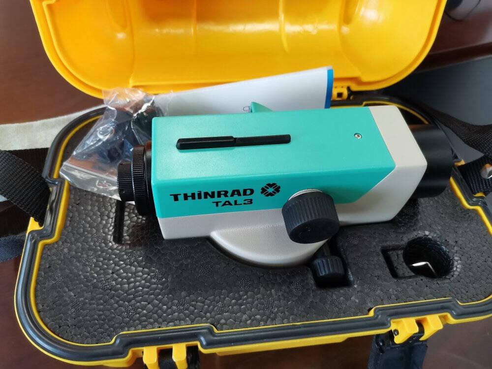 星瑞达(THINRAD)32倍高精度水准仪TAL3防水款自动安平水平仪室外建筑工程测量仪器