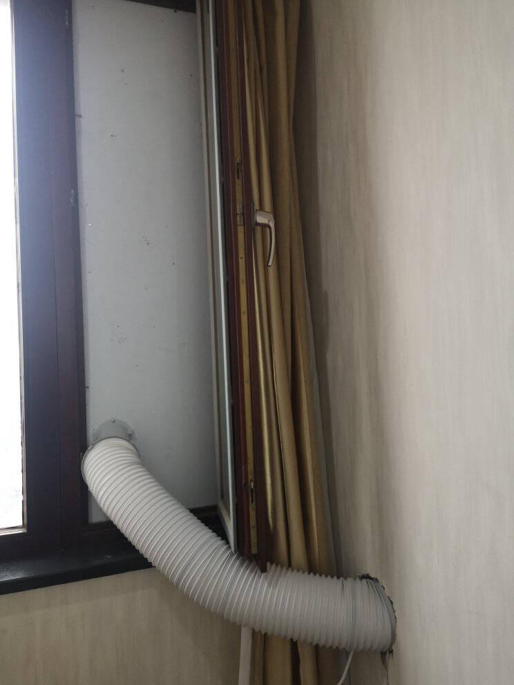 海信HisenseKY-23/K-V移动空调正1匹空调一体机厨房客厅小空调可移动单冷