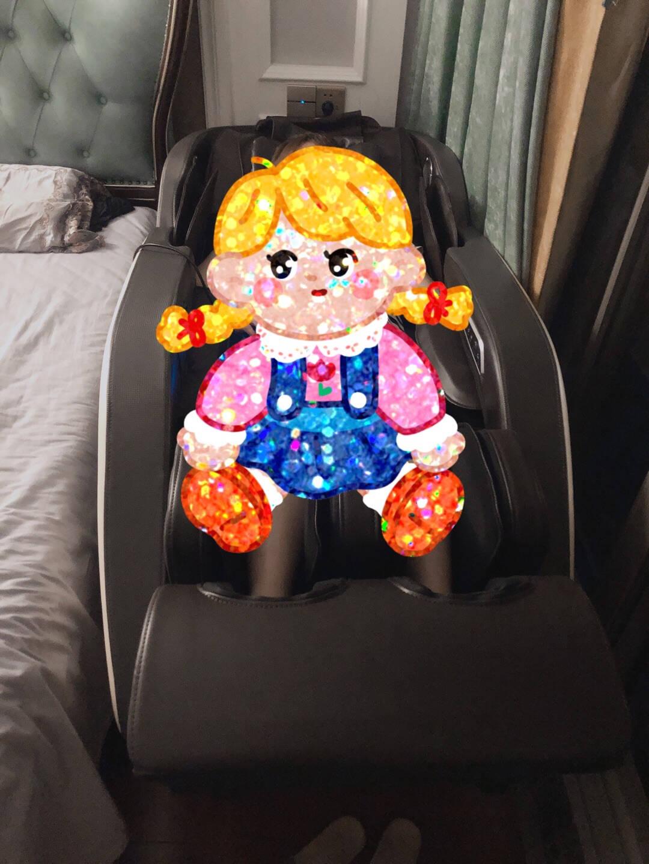 尚铭电器(SminG)按摩椅家用SL双曲导轨全身电动按摩沙发椅多功能太空舱按摩椅SM-930L智摩椅传奇棕