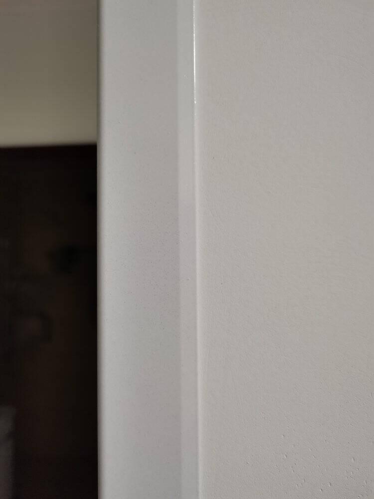 世角钛铝合金护角条护墙角3.5厘米免打孔金属阳角防撞条免打孔墙角保护条边宽20mm香槟色1.2米
