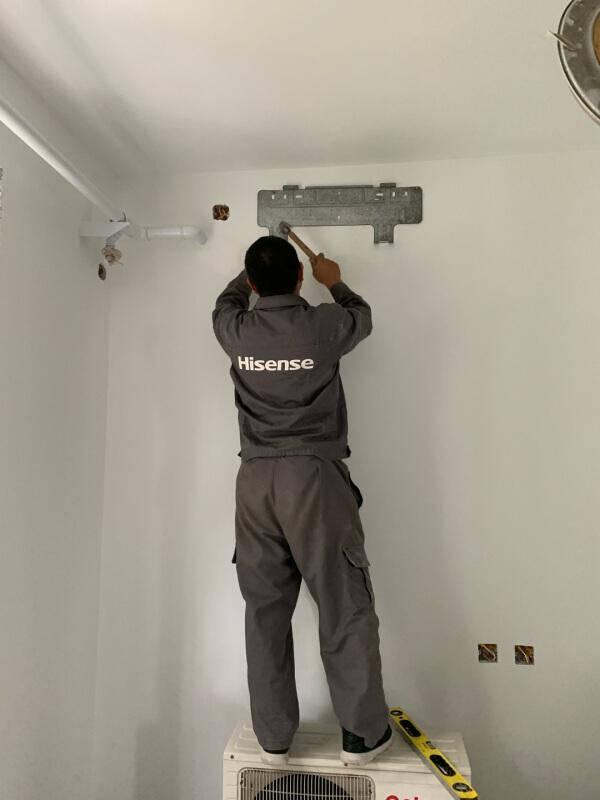 海信(Hisense)壁挂式空调挂机1.5匹变频冷暖静音KFR-35GW/E25A3