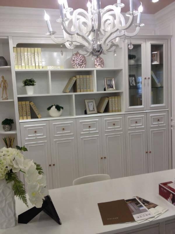 司米橱柜整体厨房橱柜定制置物架灶台收纳柜一体简易组装经济型1299/米