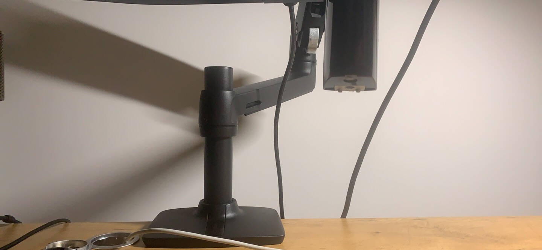 爱格升(ERGOTRON)45-241-224LX显示器支架显示器支架臂哑光黑