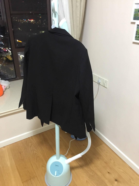 美的(Midea)挂烫机家用蒸汽挂烫机熨烫机熨衣服电熨斗YGJ15Q3(带熨衣板)