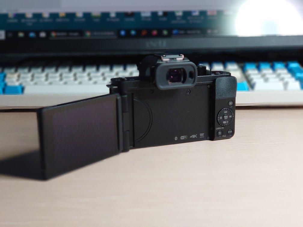 松下Vlog微单相机,4K视频拍摄&专业收音,送女朋友礼物
