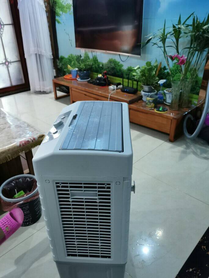 先科(SAST)大型移动冷风机/空调扇/冷风扇工业/水冷空调扇/工业扇/家用商用制冷风机/车间工业电风扇CG-710L
