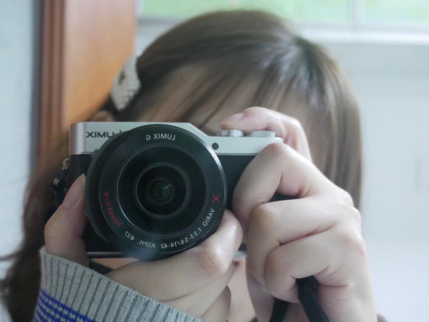 松下GF10X微单相机,送女朋友少女心的自拍礼物